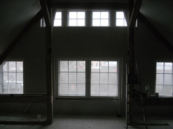 Katusekorteri soojustus ja viimistlus