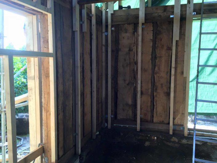 Sauna renoveerimine Imaveres.