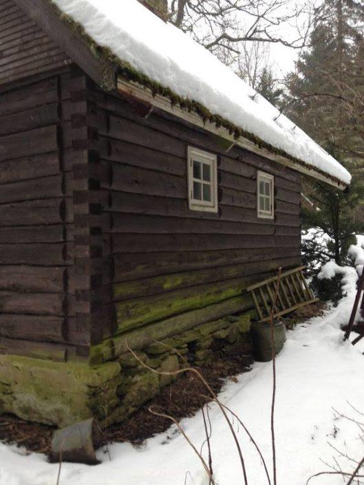 Maja ja sauna ehitus ja renoveerimine Lahemaal Oandus.