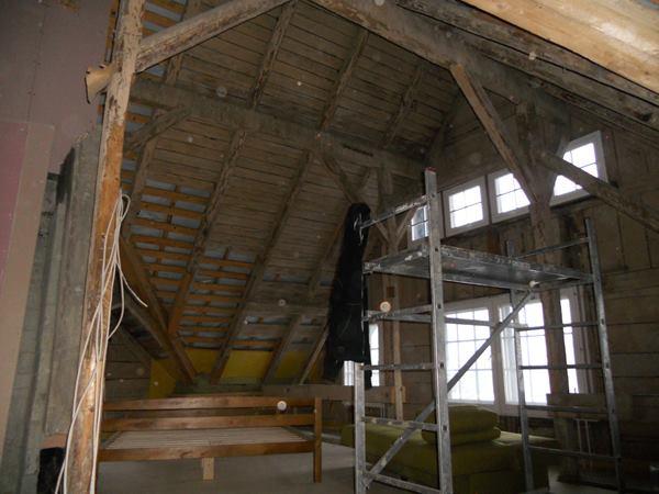 Viljandi renoveerimine Viljandimaal Pajusil. Mulgi ehitus