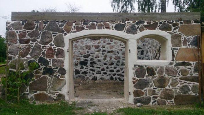 Kadaja Viljandimaa maakivi hoone.